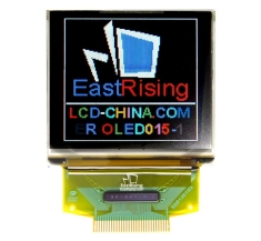 Serial SPI 1.5 inch Color OLED Display 128x128 Graphic Module,SSD1351 ER-OLED015-1C